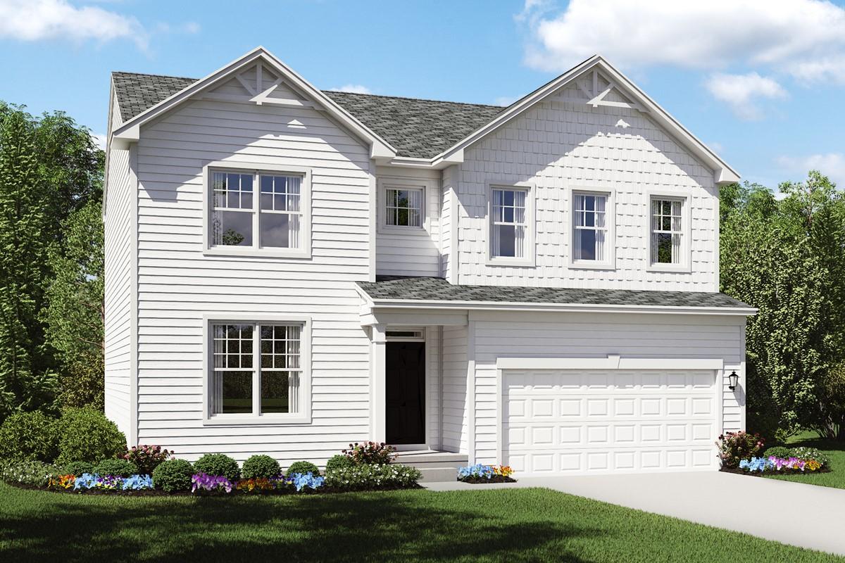 Woodridge Place - New Homes in Tallmadge, OH