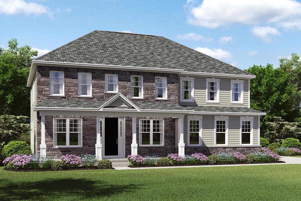 jasperFT SL new homes cleveland ohio