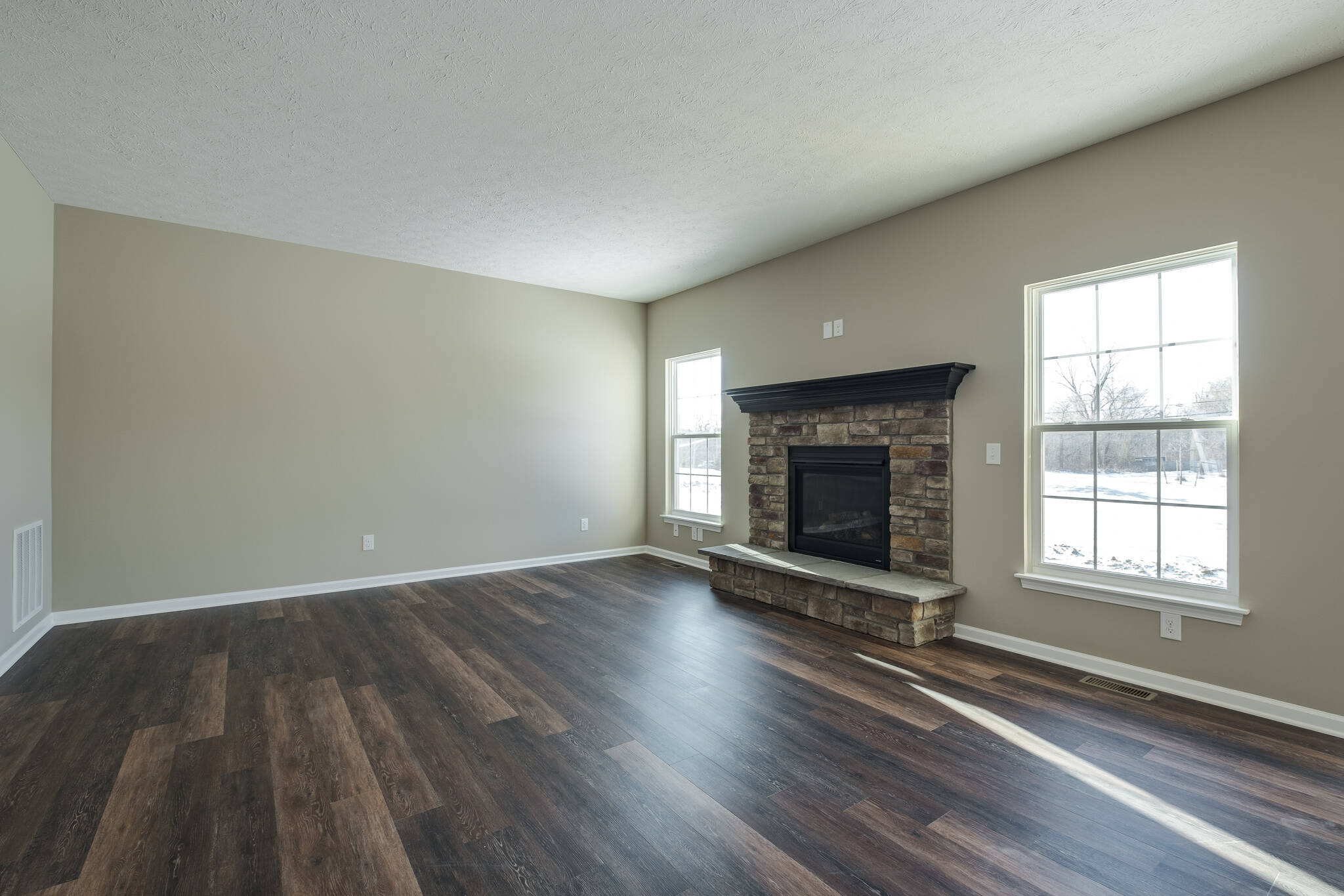 Waterford I family room