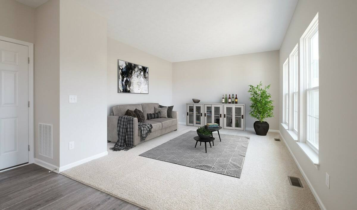 Flexible living room