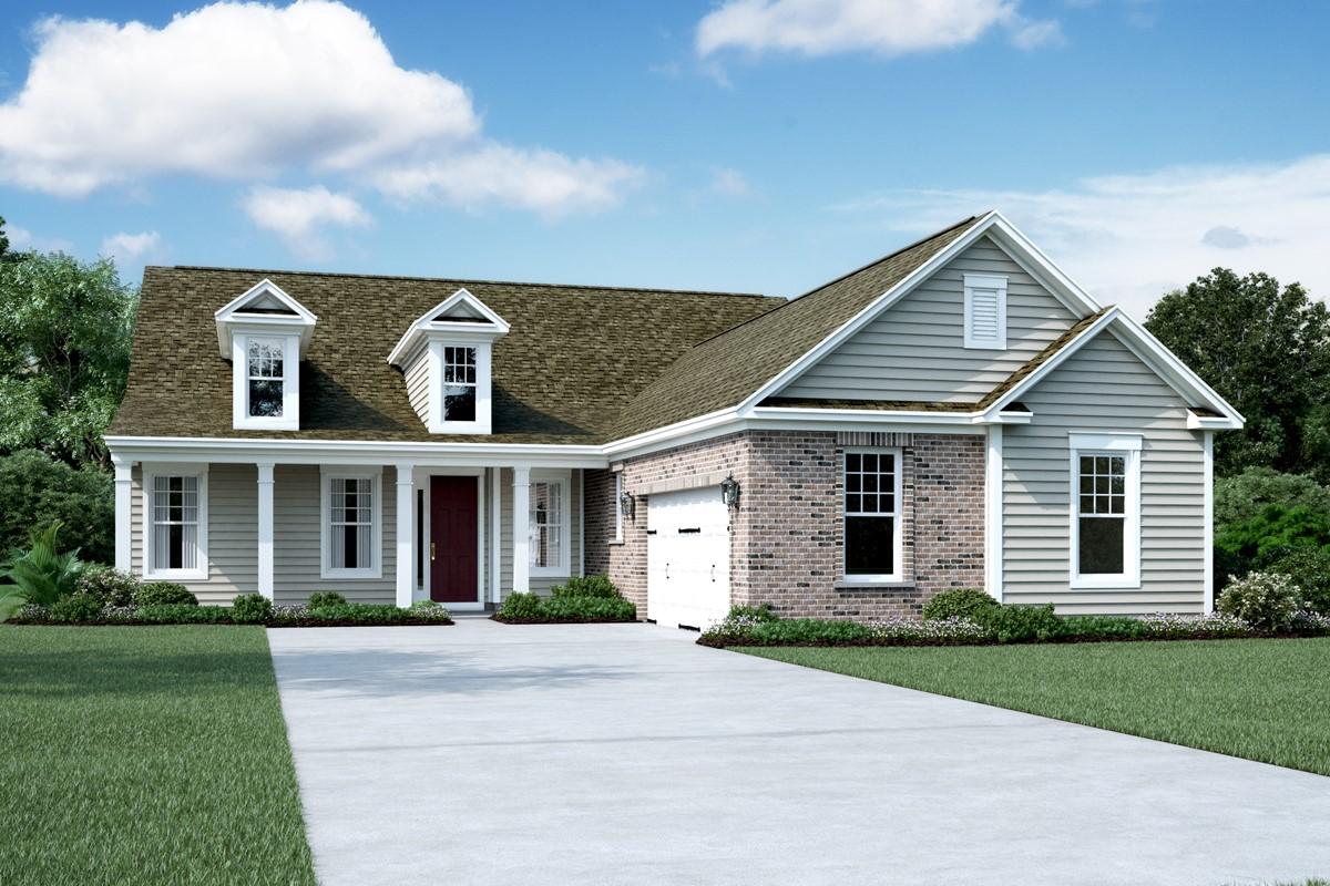 New Homes At Cane Bay