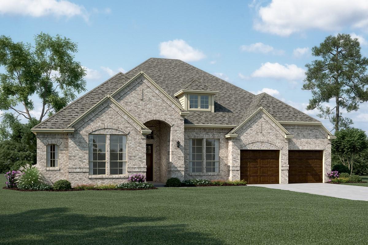 Barrington A new homes dallas tx