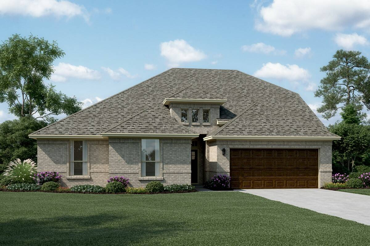Brookstone IV A new homes dallas tx