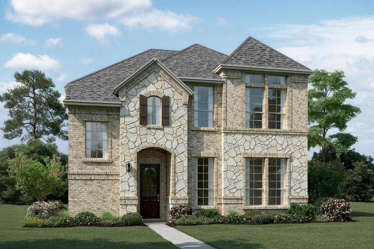 Riverchase T Stone new homes Dallas tx