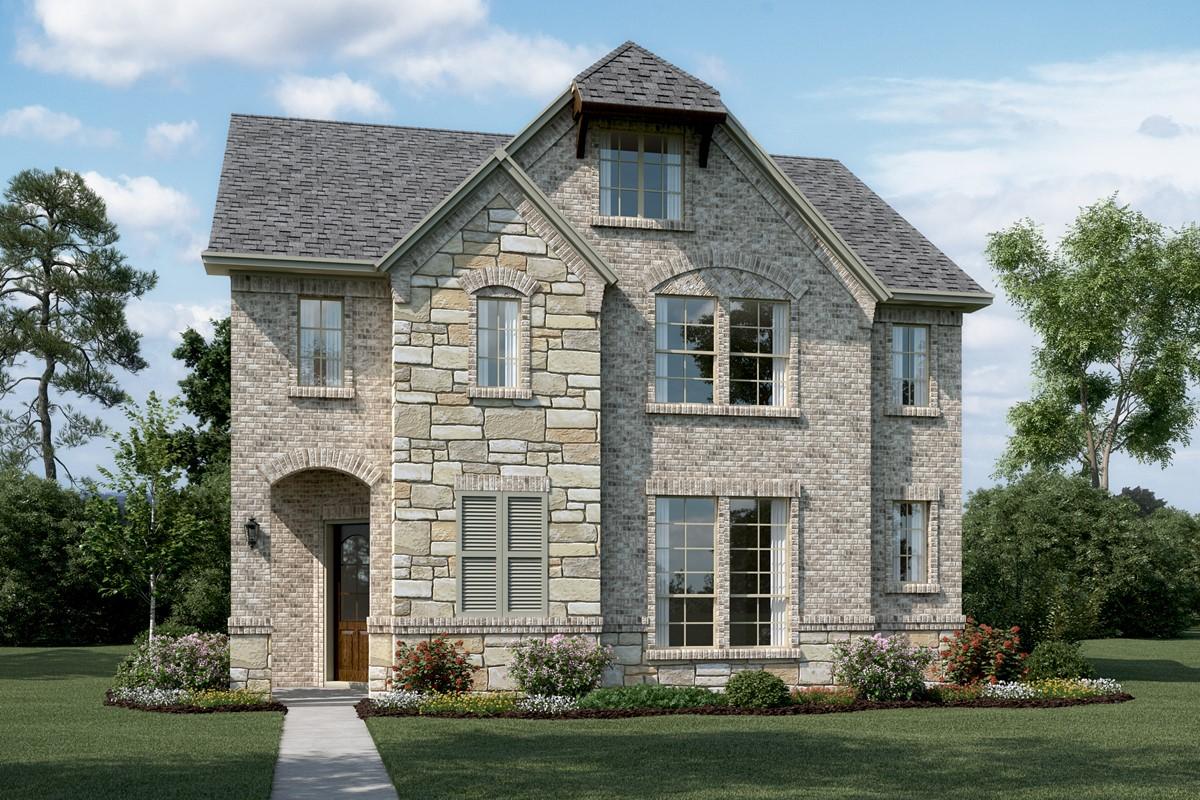 Palisades New Homes Richardson Tx