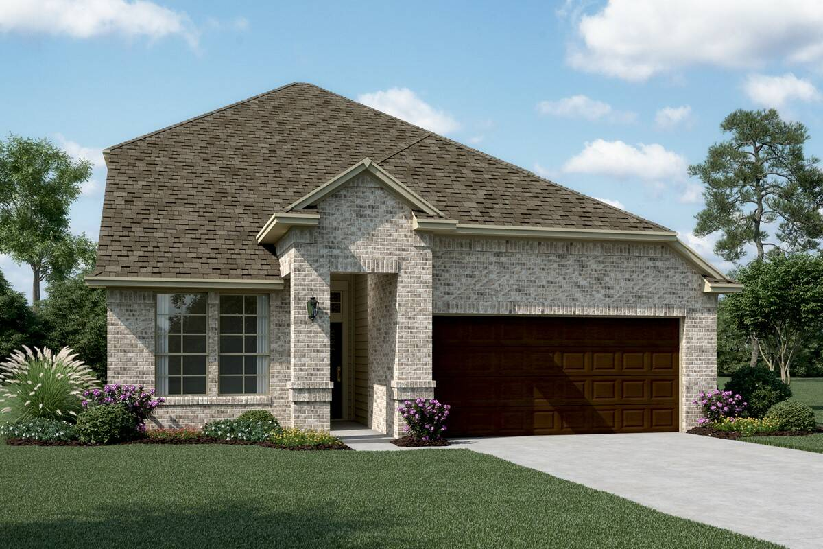 Waverly A new homes dallas texas