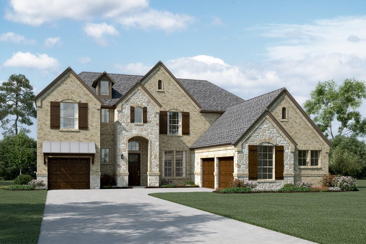 Weston L Stone new homes dallas tx