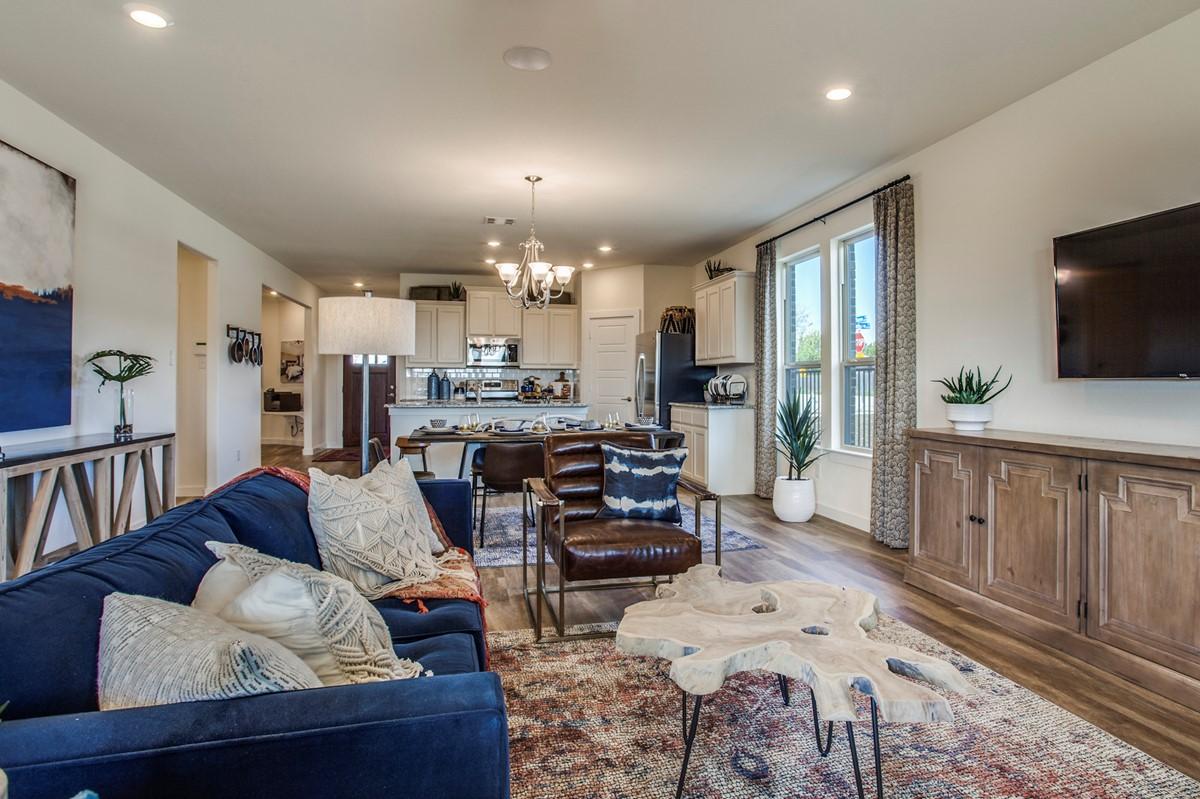 7644 Parkview Lane_Parkview_Model_great room 2