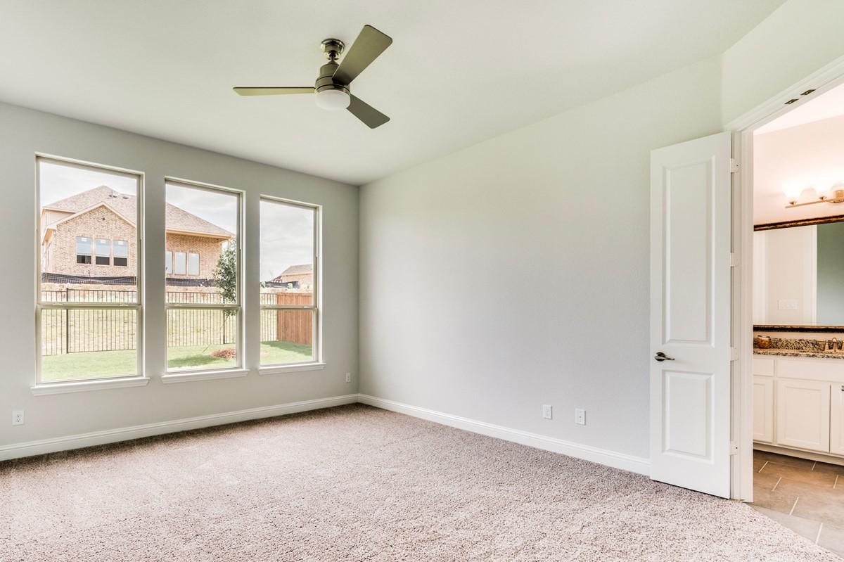 Clarendon II - owner's suite