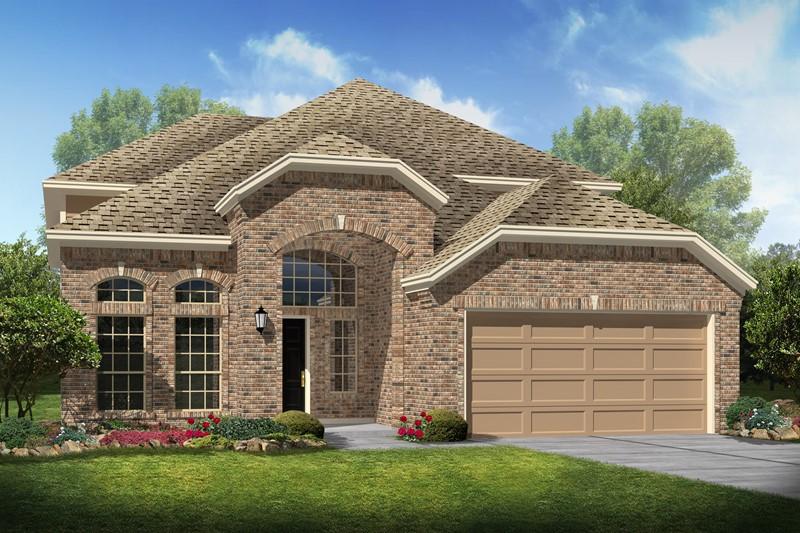 Fieldstone 50 39 Homesites New Homes In Richmond Tx