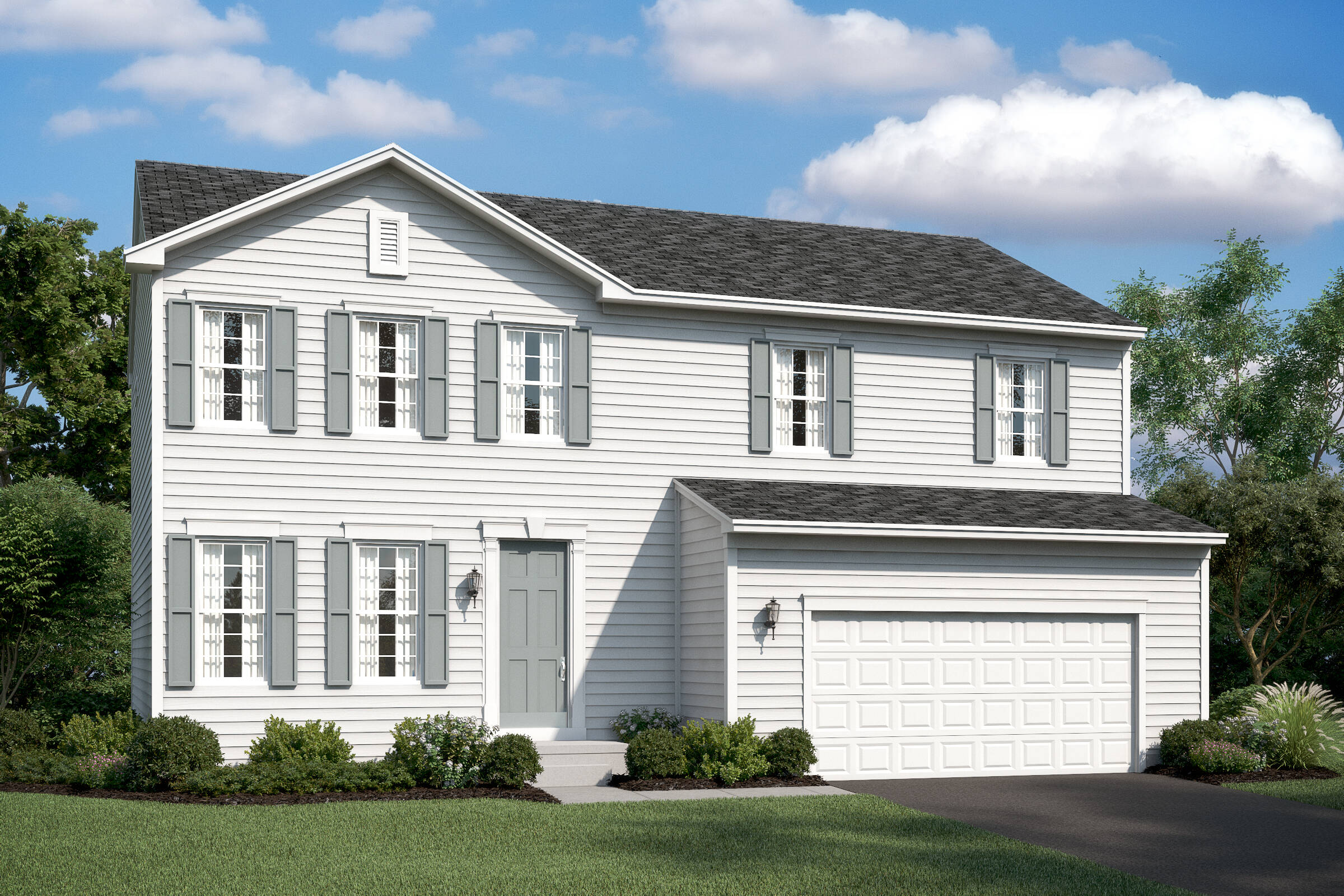 anderson as new homes at wellspring in virginia