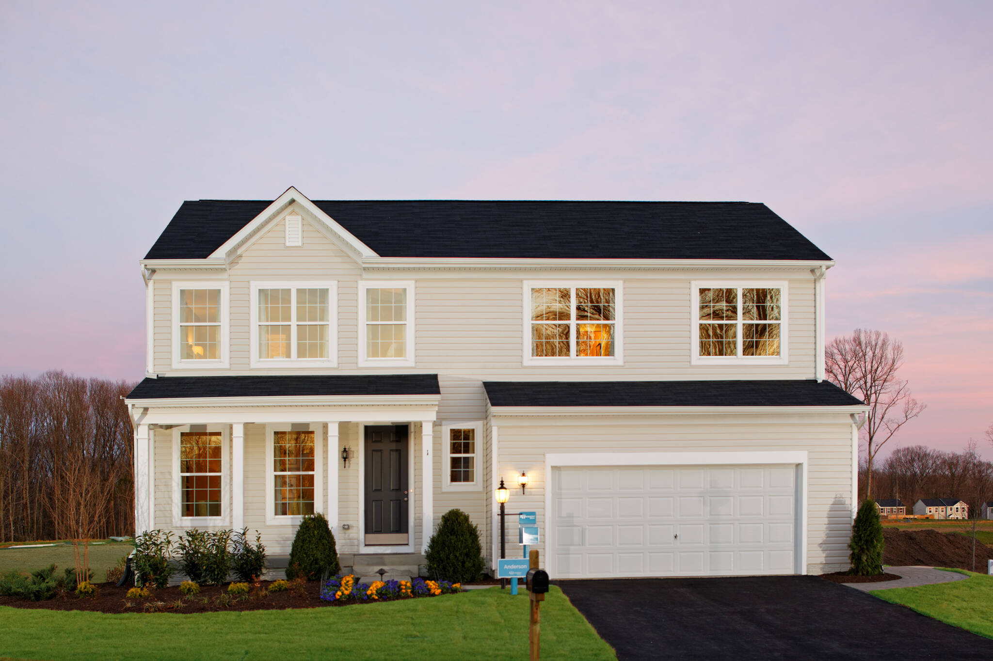 anderson c new homes at wellspring hills in virginia