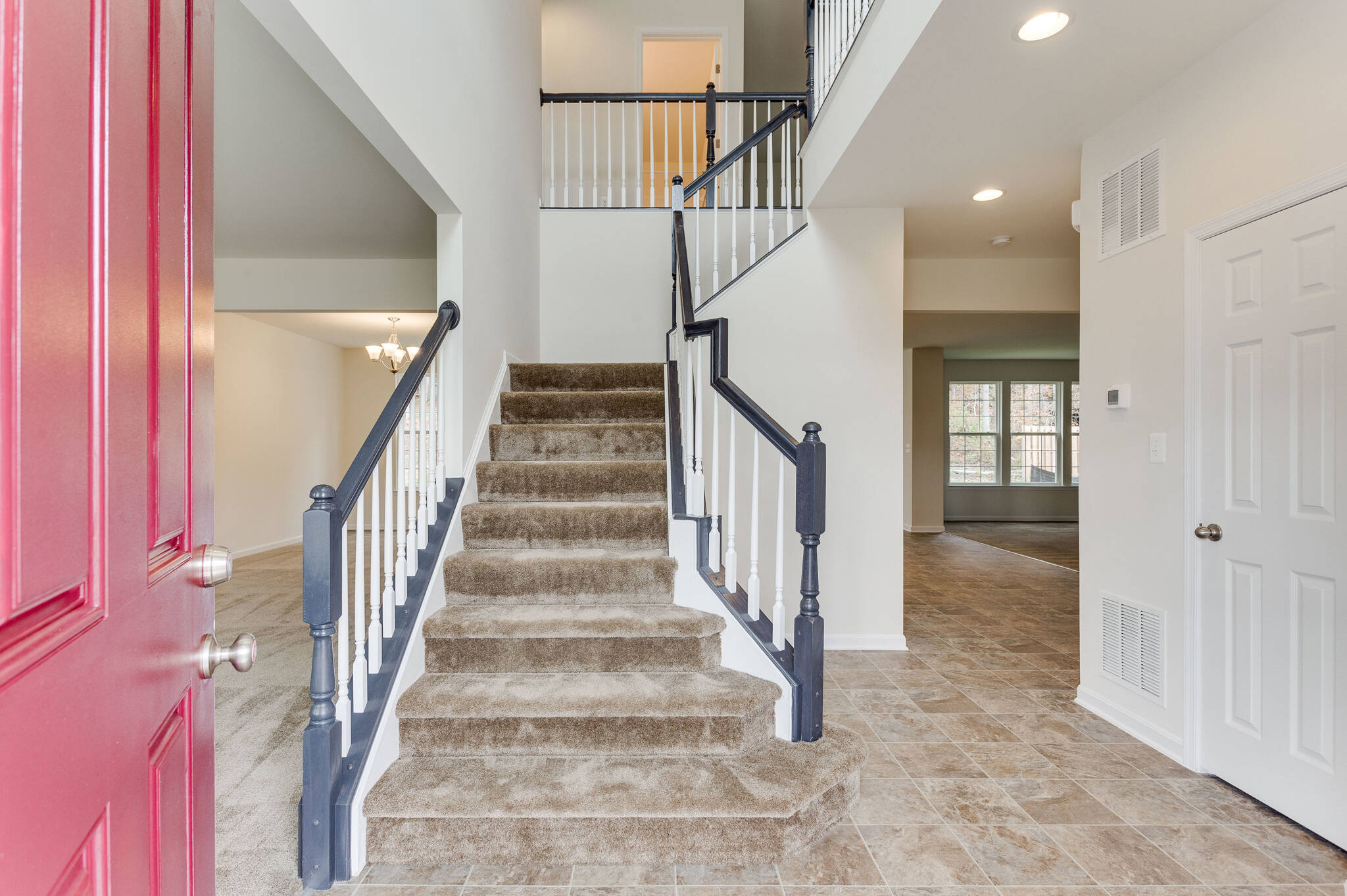 foyer peachtree II 16 lot 10 new homes at wellspring