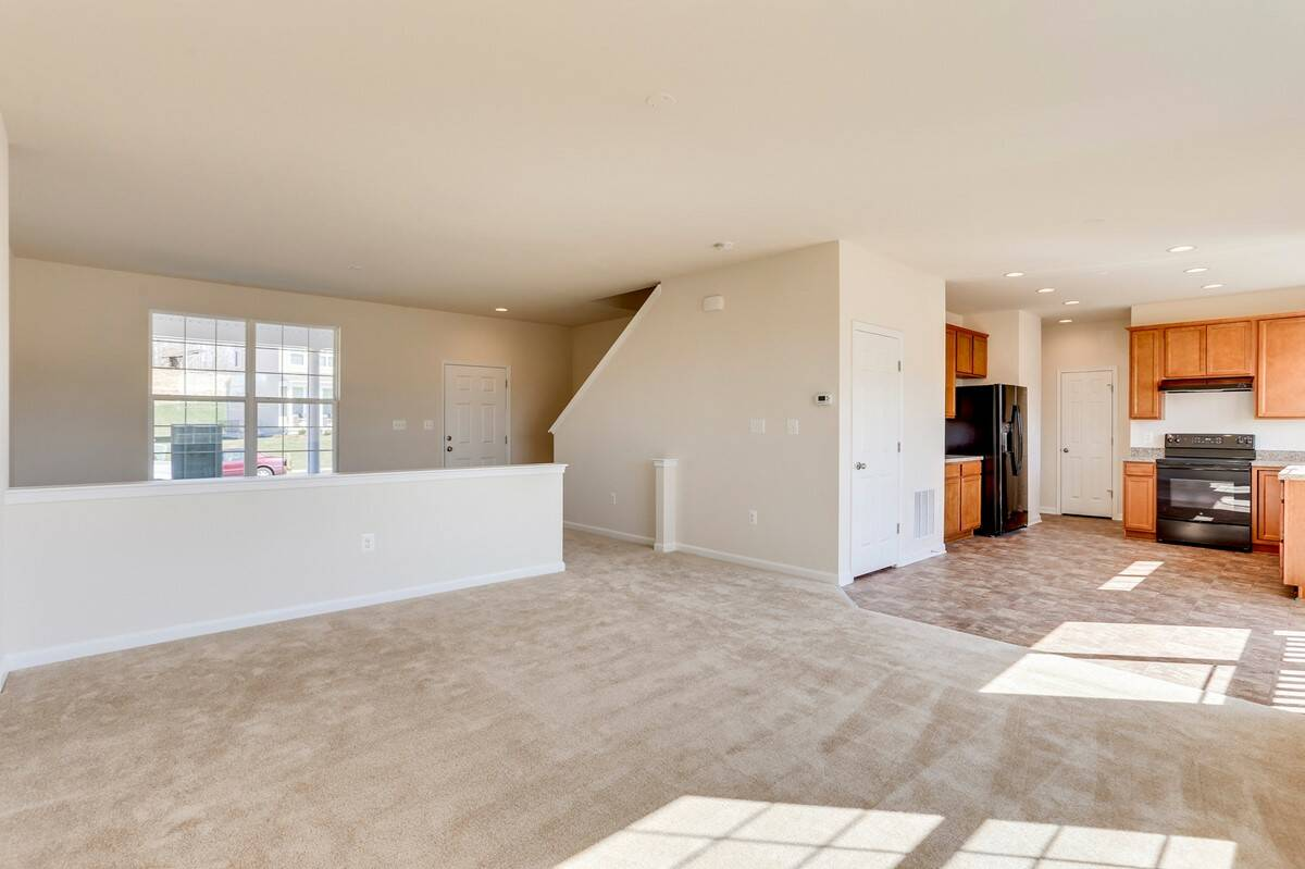 family room statesman 37 lot 27 new homes at wellspring