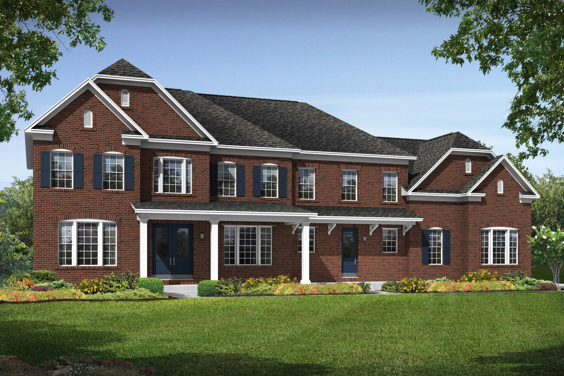 rosewell g new homes at crooked creek