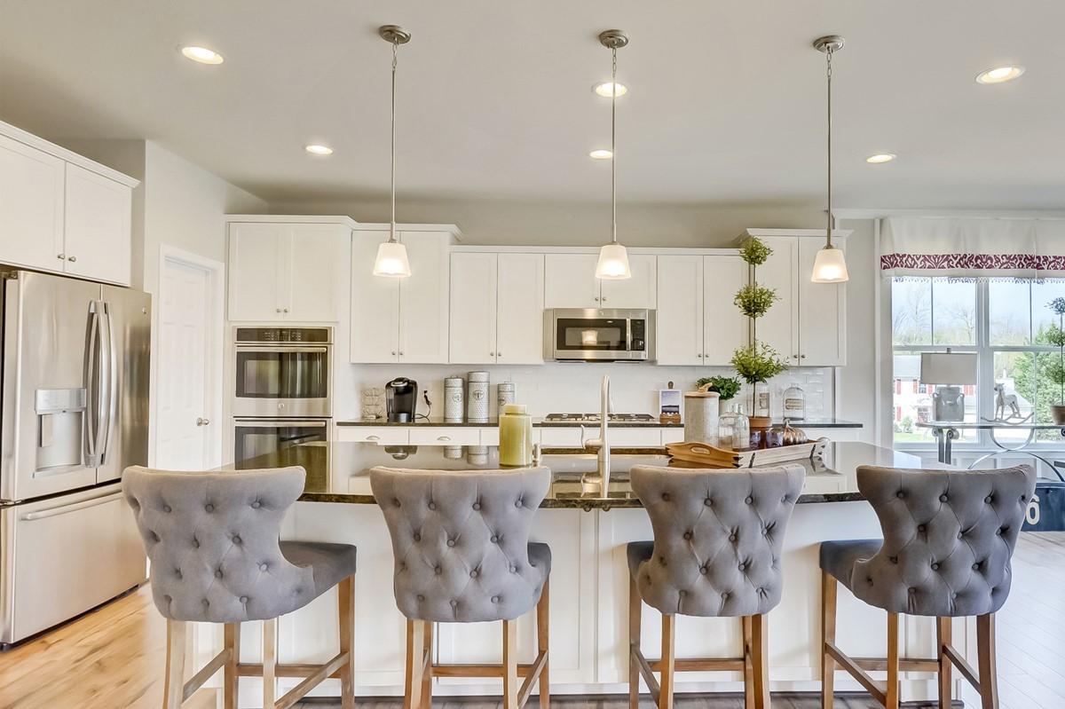 kitchen alaska new homes at cardinal view