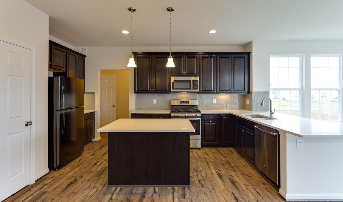 kitchen4 hanover 219 lot 707 new homes at leeland station