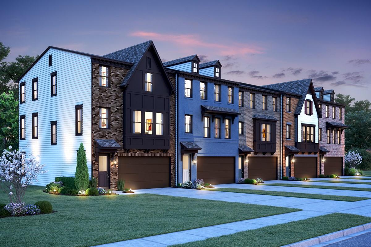 bennington new homes at potomac trace