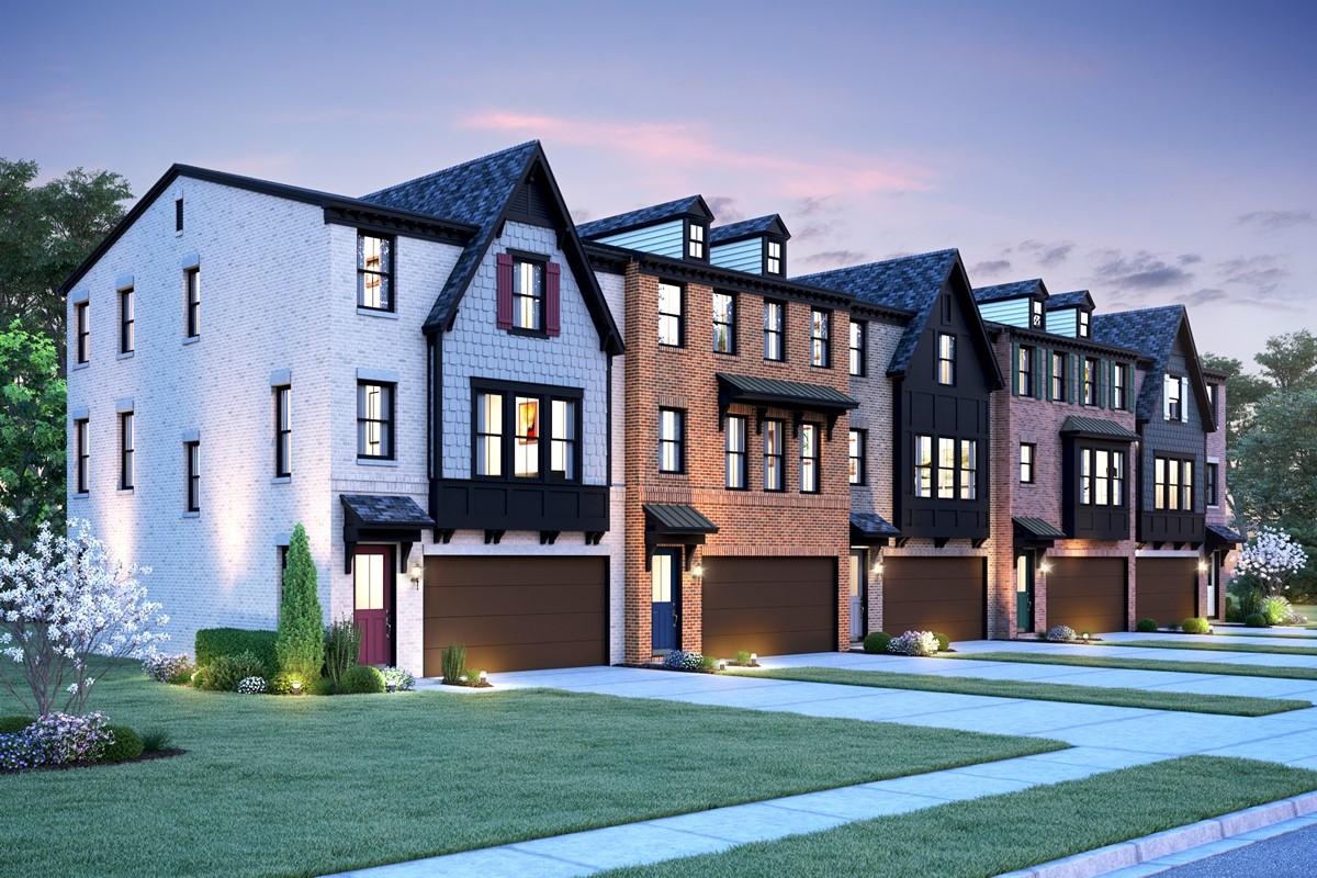 bennington I light new homes at rockland village green